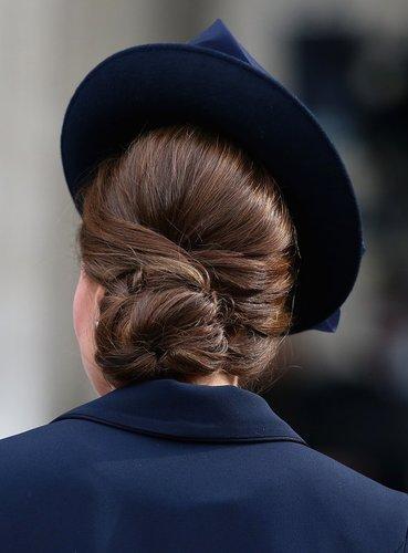 Kate Middleton mit Chignon