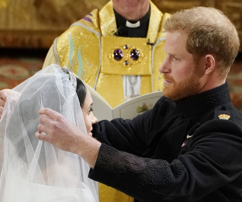 Meghan Markle Prinz Harry Hochzeit