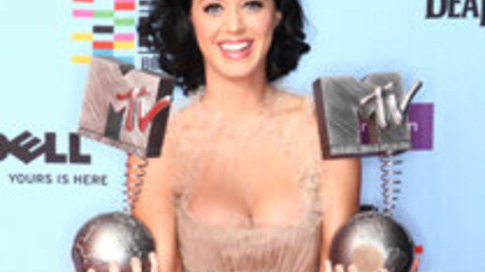 Katy Perry probt bei Detlef D! Soost
