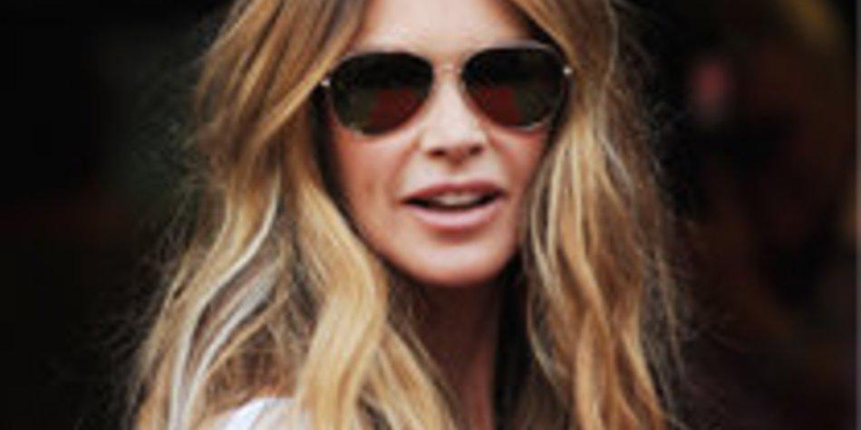 Elle Macpherson: Supermodel und Supermama