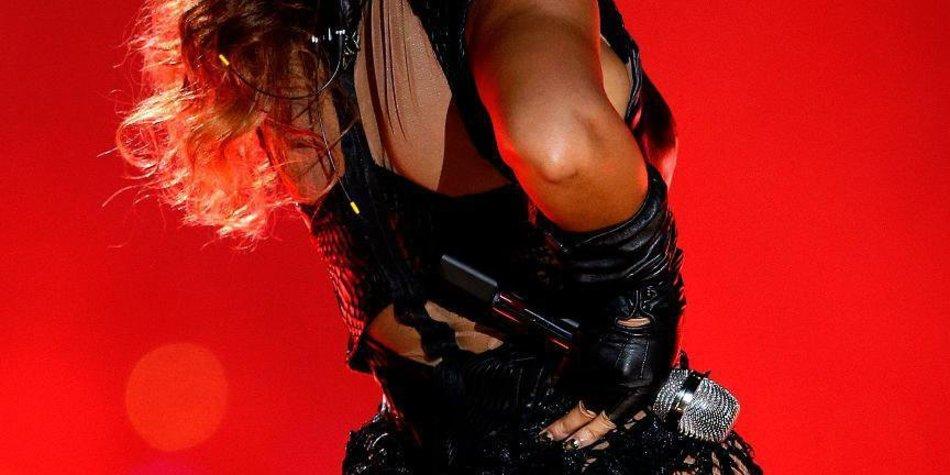 Beyonce rockt den Super Bowl!