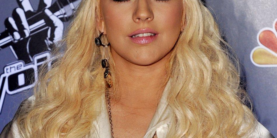 Christina Aguilera will sich mit Vater versöhnen