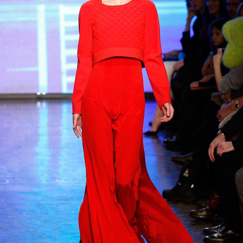 DKNY auf der New York Fashion Week 2013: Back to the 90ies!