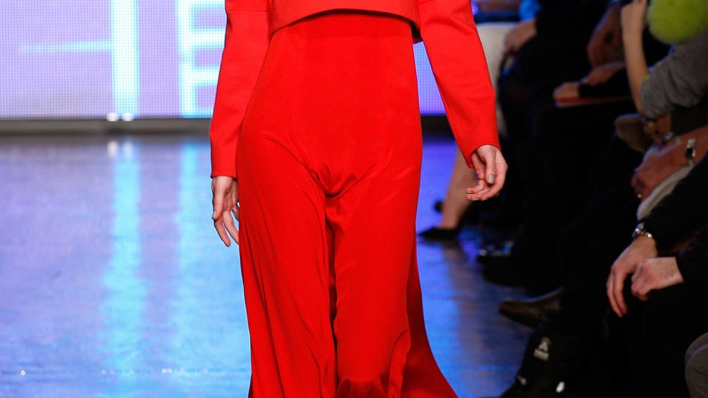 DKNY auf der New York Fashion Week 2013: Back to the 90ies!