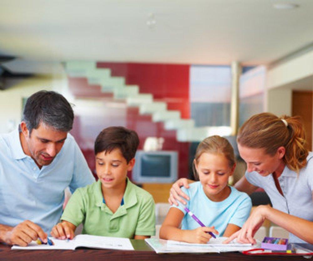 Bildung entsteht durch Eltern