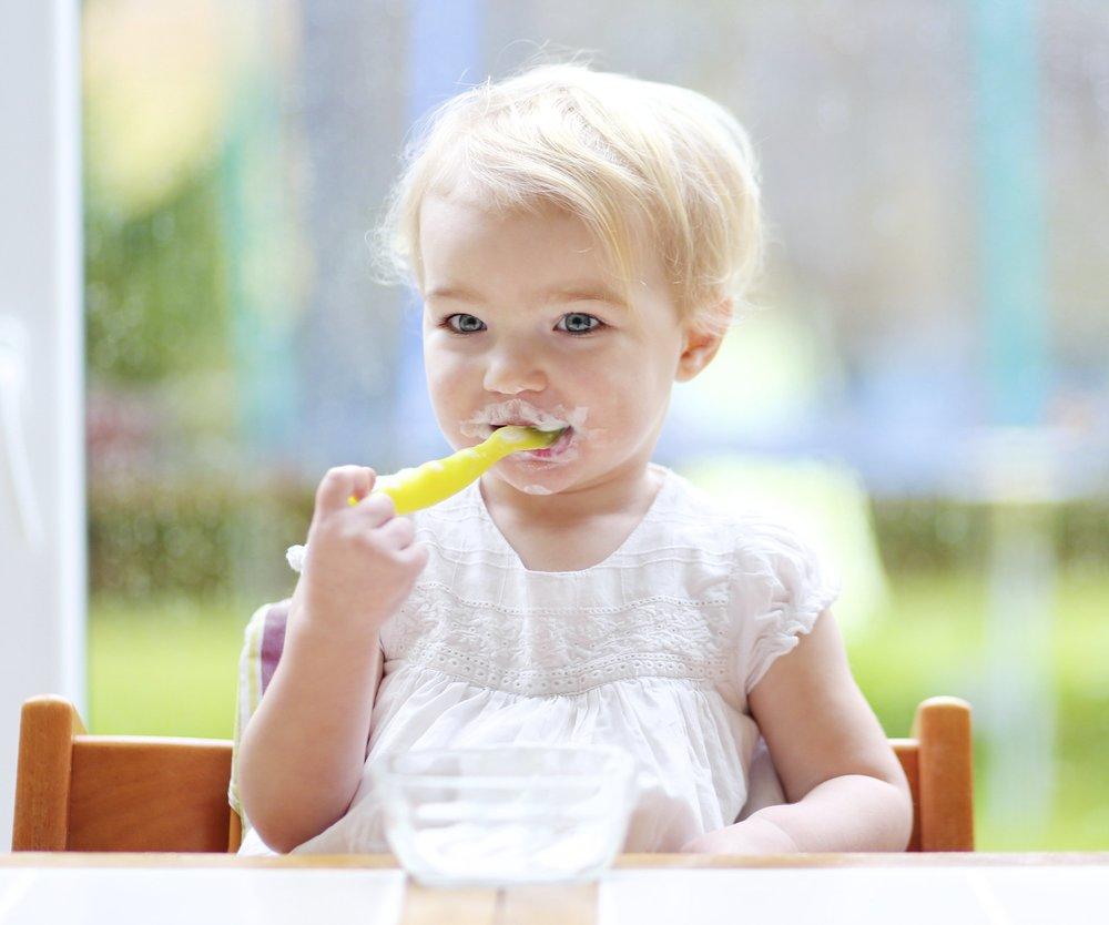 Kinderbesteck: Aller Anfang ist schwer