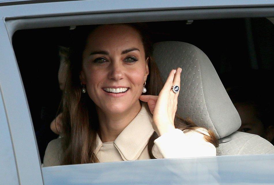 Kate Middleton hat es nicht leicht