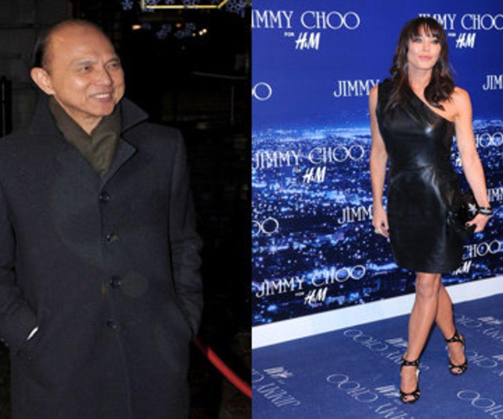 Jimmy Choo bald ohne Gründungsmitglied