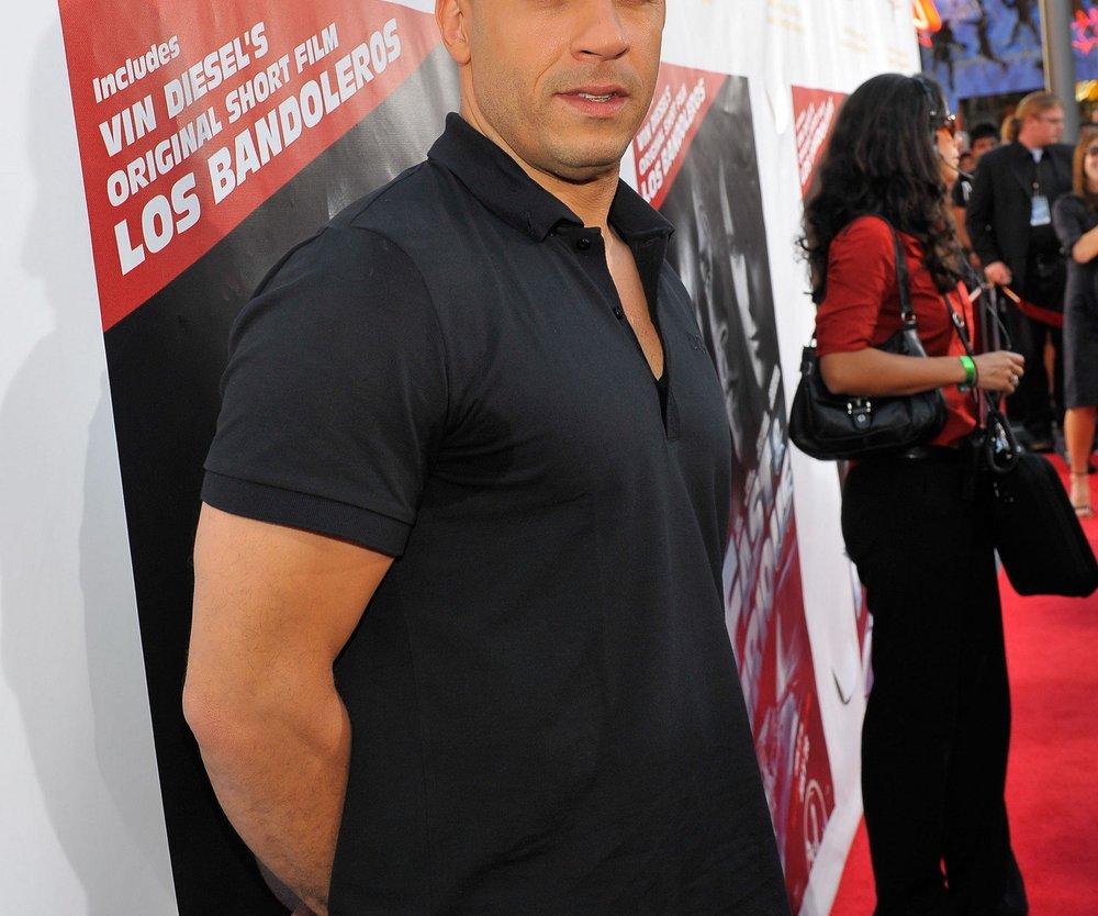 Vin Diesel in xXx Triple X!