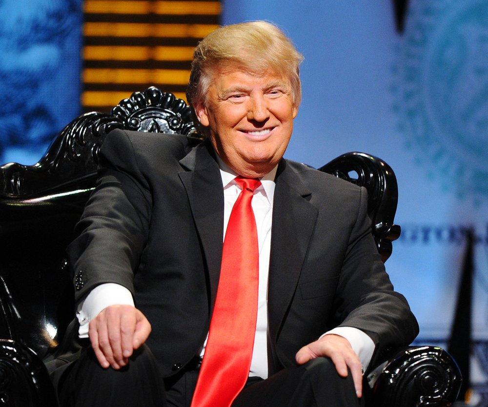 Donald Trump kandidiert doch nicht!