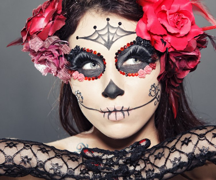 Einfaches Halloween Make Up 5 Tolle Ideen Desired De