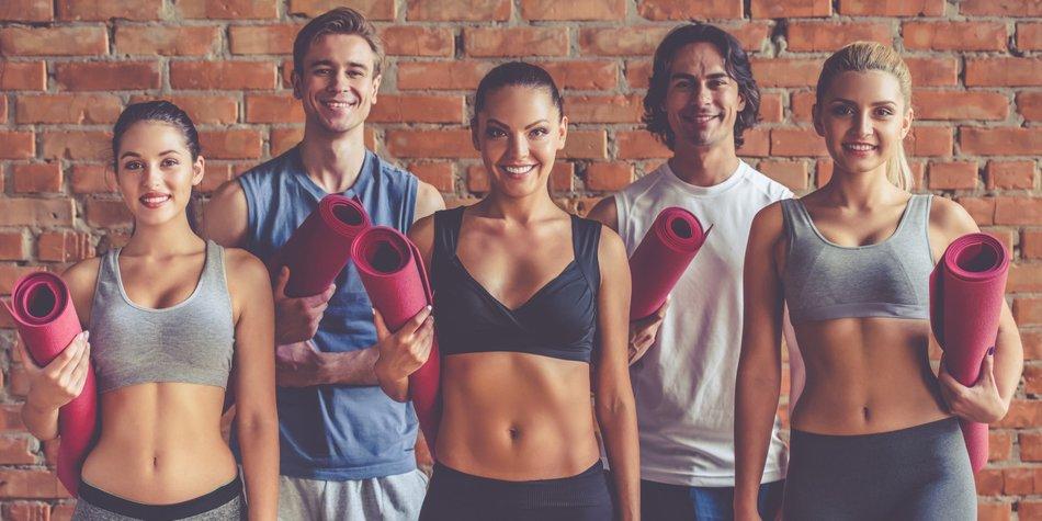 Pilates Yoga Unterschied