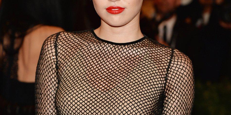 Miley Cyrus: Zu geschmacklos für die Vogue?