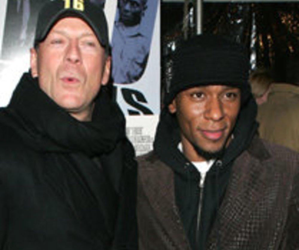 """Bruce Willis in """"16 Block"""""""