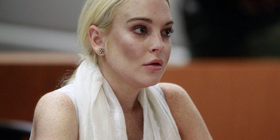Lindsay Lohan Vorlage für Sexspielzeug?