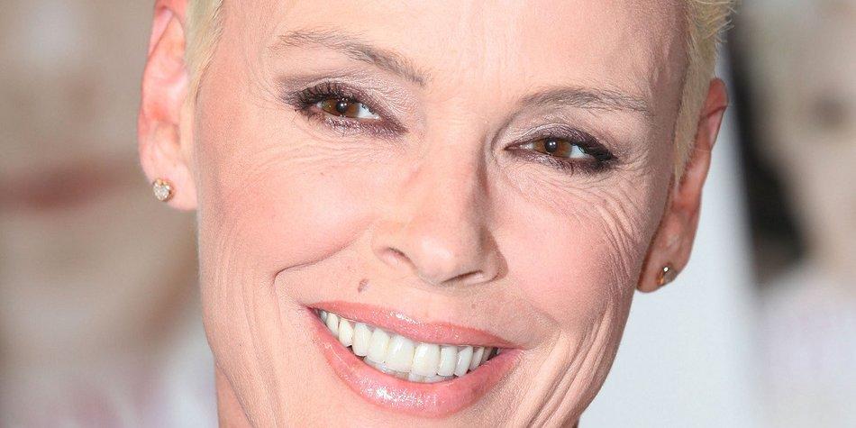 Brigitte Nielsen im Dschungelcamp