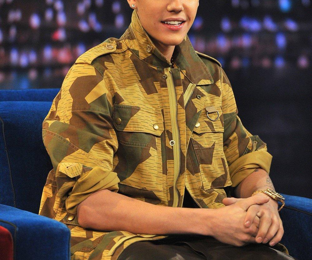 Justin Bieber ist verletzt!