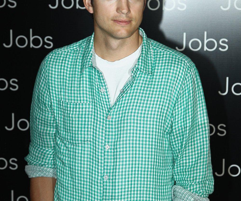 Ashton Kutcher feiert in Las Vegas