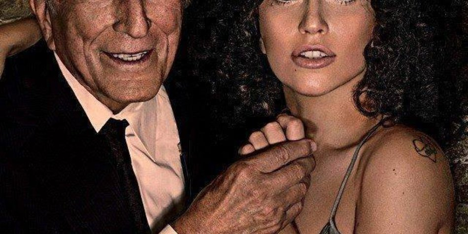 Lady Gaga und Tony Bennett: Cheek To Cheek