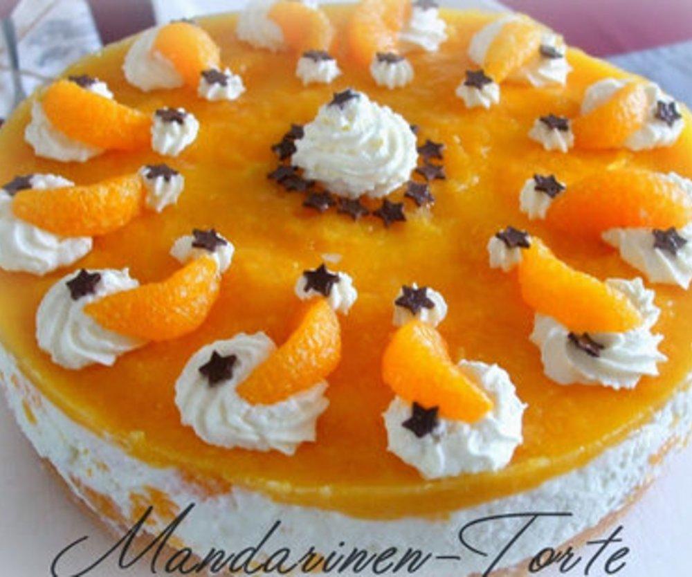 Mandarinentorte I