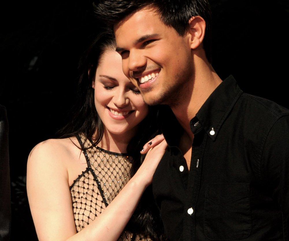 Taylor Lautner: Angelt er sich Kristen Stewart?