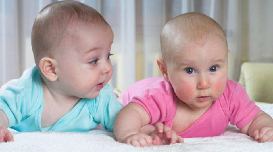 Geburten: Trendwende im Kommen
