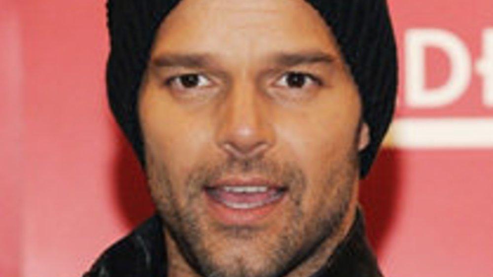 Ricky Martin gesteht animalische Lust auf Männer!
