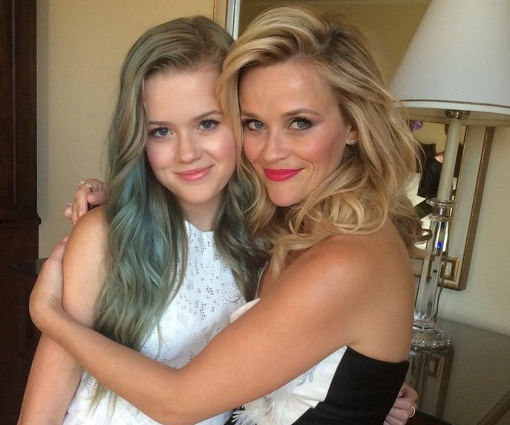 Reese Witherspoon: So ähnlich sieht sie ihrer Teenie-Tochter