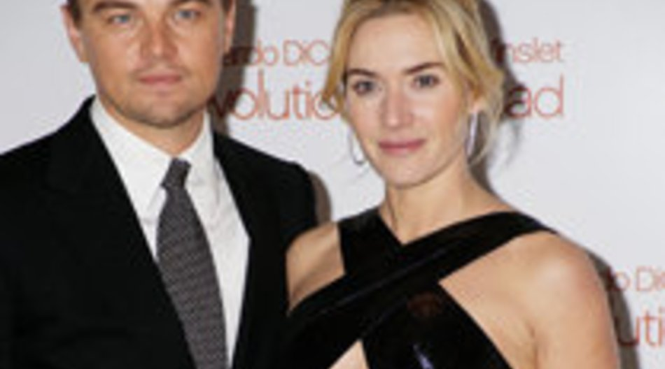 Kate Winslet trägt Ring von DiCaprio