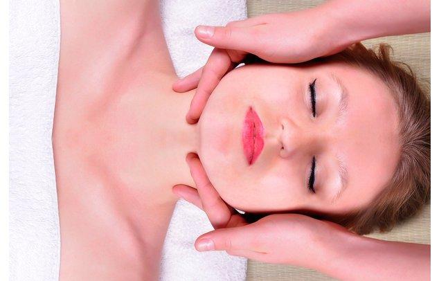 Mit einer Kopfmassage kannst Du Dich richtig entspannen?