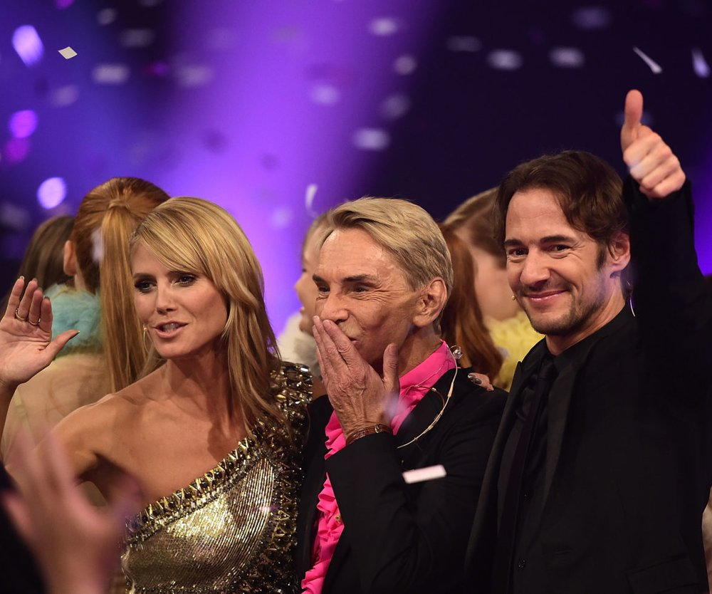 'Germany's Next Topmodel' Finale