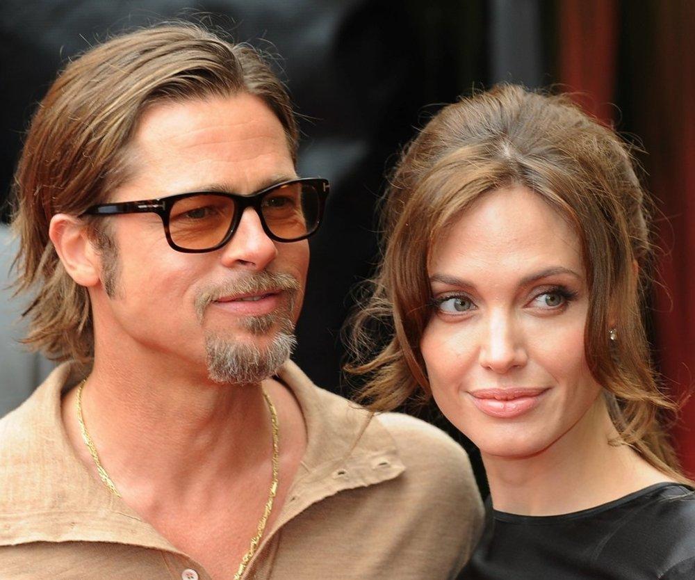 Brad Pitt und Angelina Jolie planen tierische Hochzeit