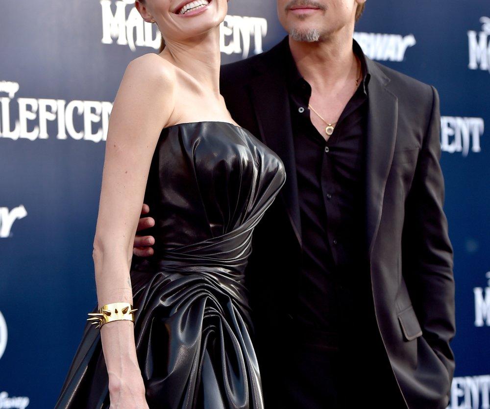 Brad Pitt und Angelina Jolie wollen den Papst treffen
