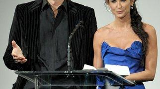 Ashton Kutcher und Demi Moore: Haben sie sich geeinigt?