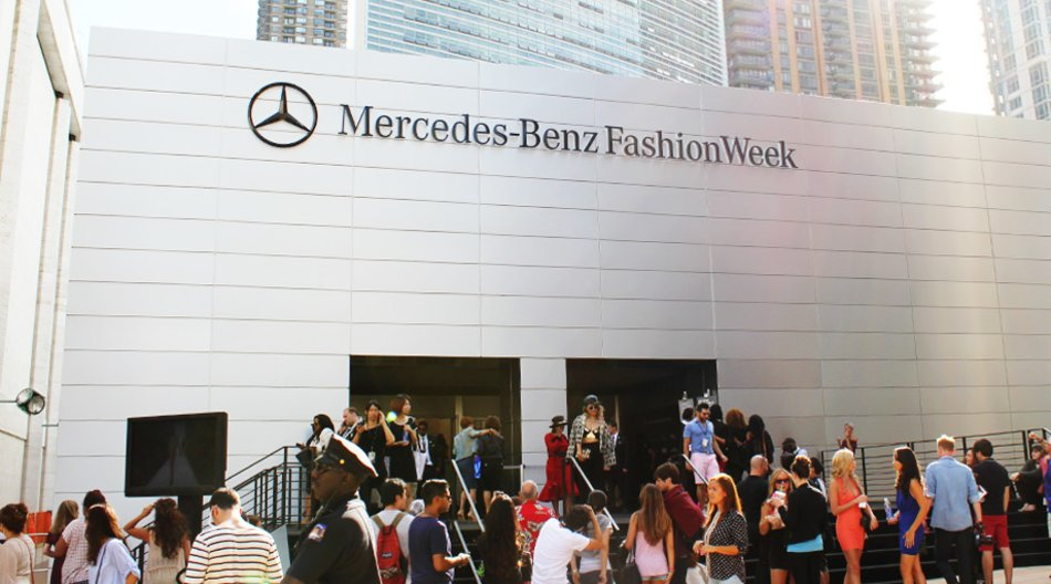Mercedes-Benz Fashion Week New York 2015