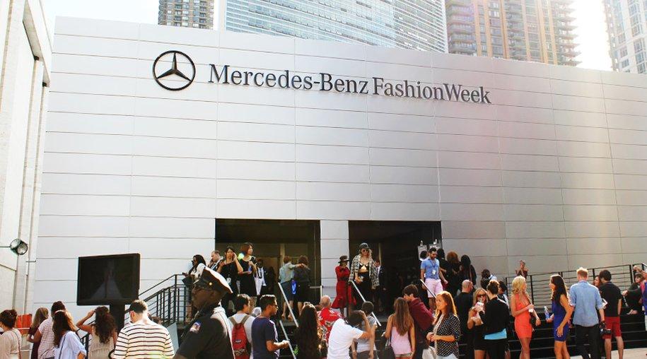 Mercedes-Benz Fashion Week New York 2015