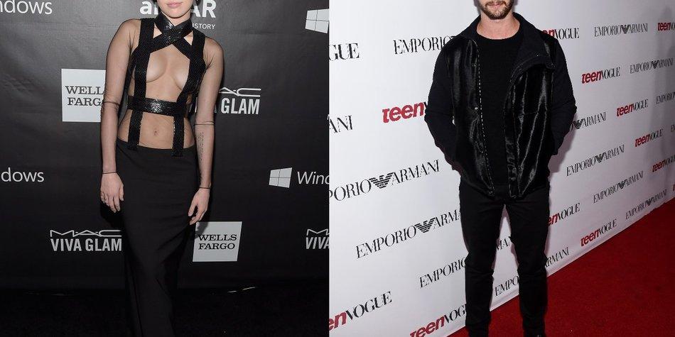 Miley Cyrus: Datet sie Patrick Schwarzenegger?