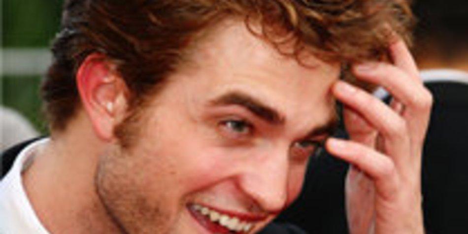 Robert Pattinson bezaubert auf vier DVDs