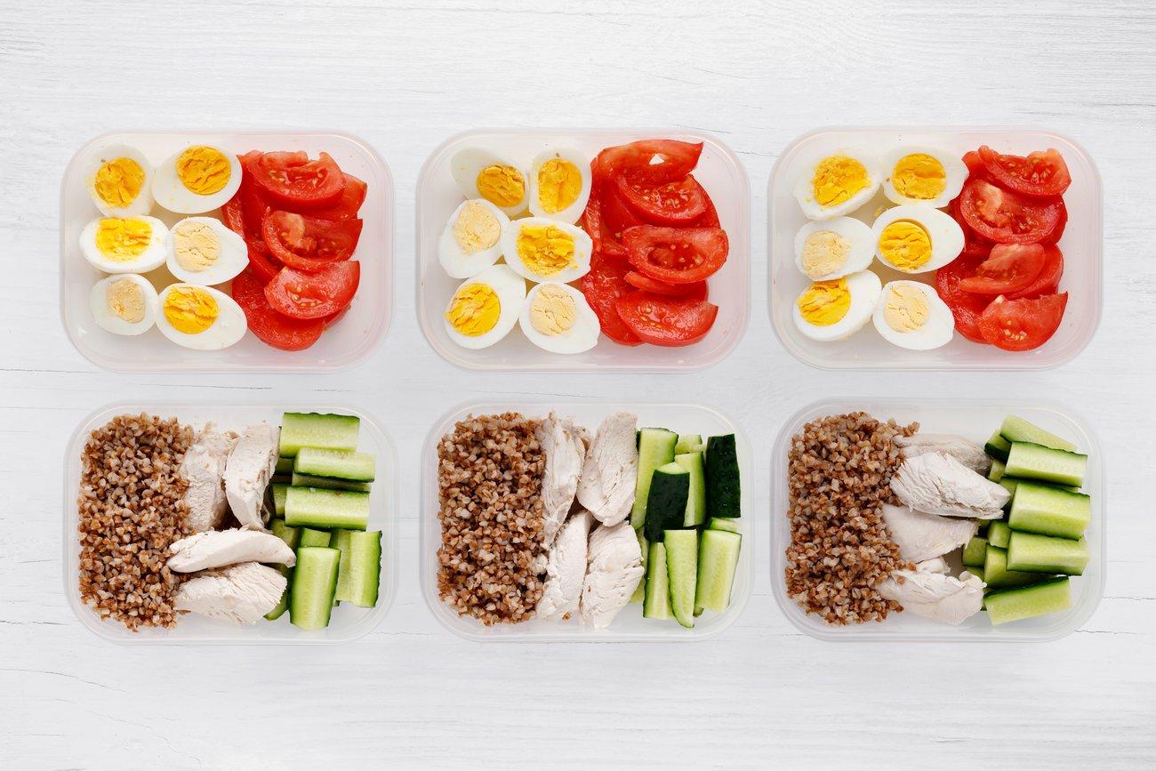 Meal-Prep-Diät