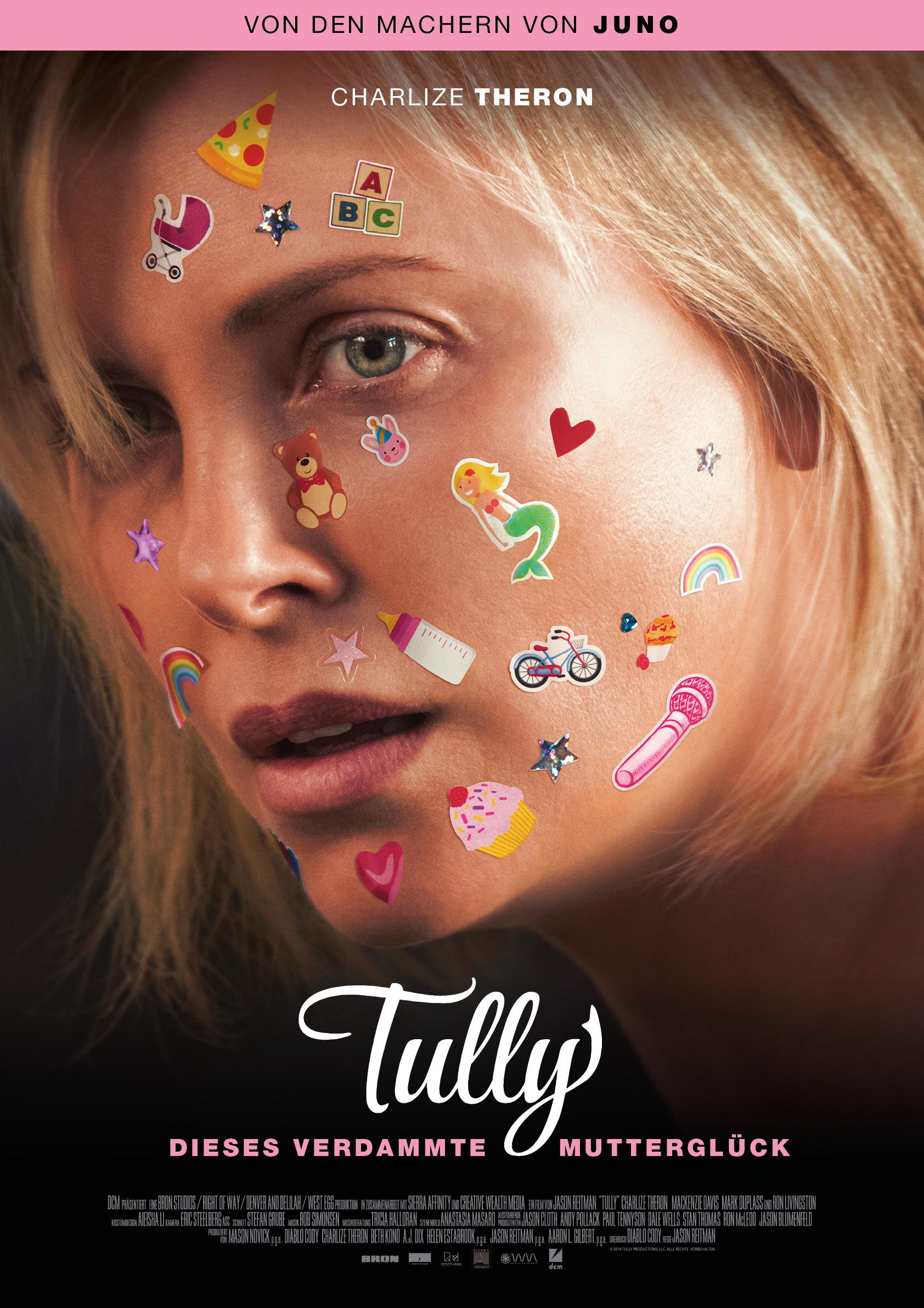 Plakat Tully