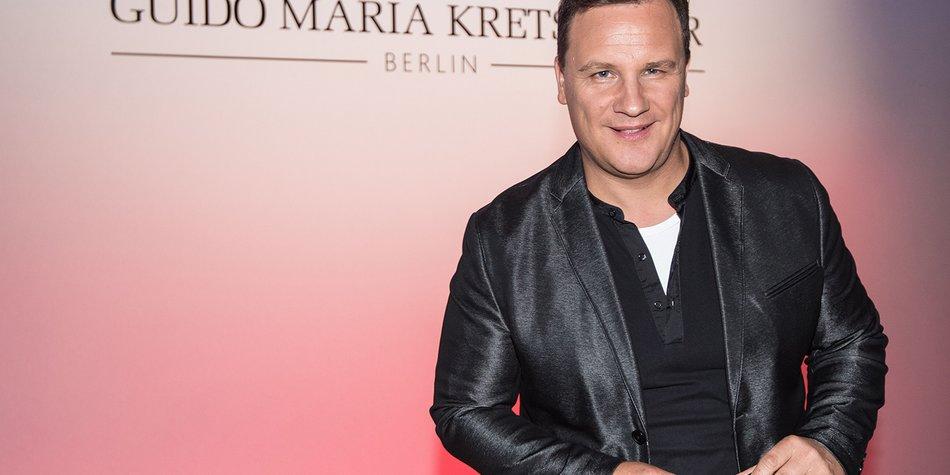 Guido Maria Kretschmer Arrivals - Mercedes-Benz Fashion Week Berlin Spring/Summer 2017