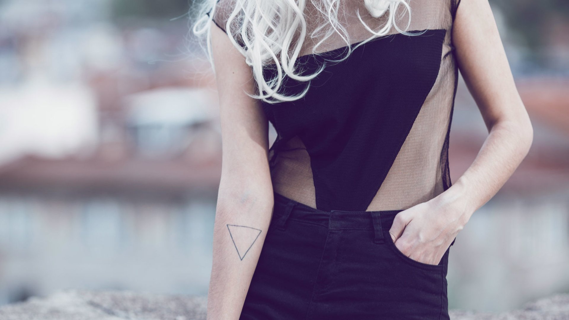 Tattoo dreieck bedeutung geschwister Brüder Tattoo