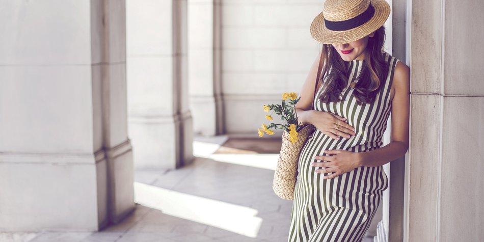 Gratlin Damen Stillen Schwangerschaft Umstandsmode Still-top