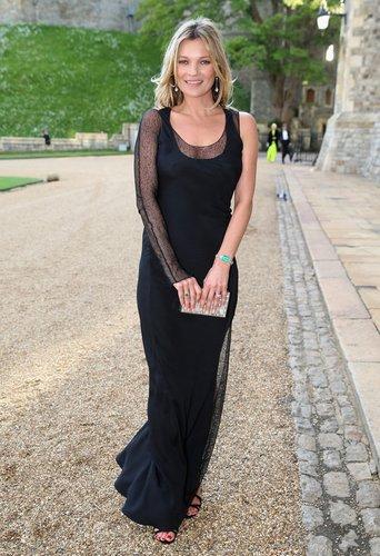 Kate Moss isst bei Königs