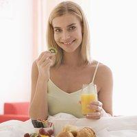 Das richtige Getränk für ein kalorienarmes Frühstück
