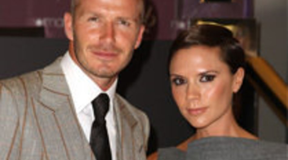 Victoria Beckham: Perfektes Eheglück