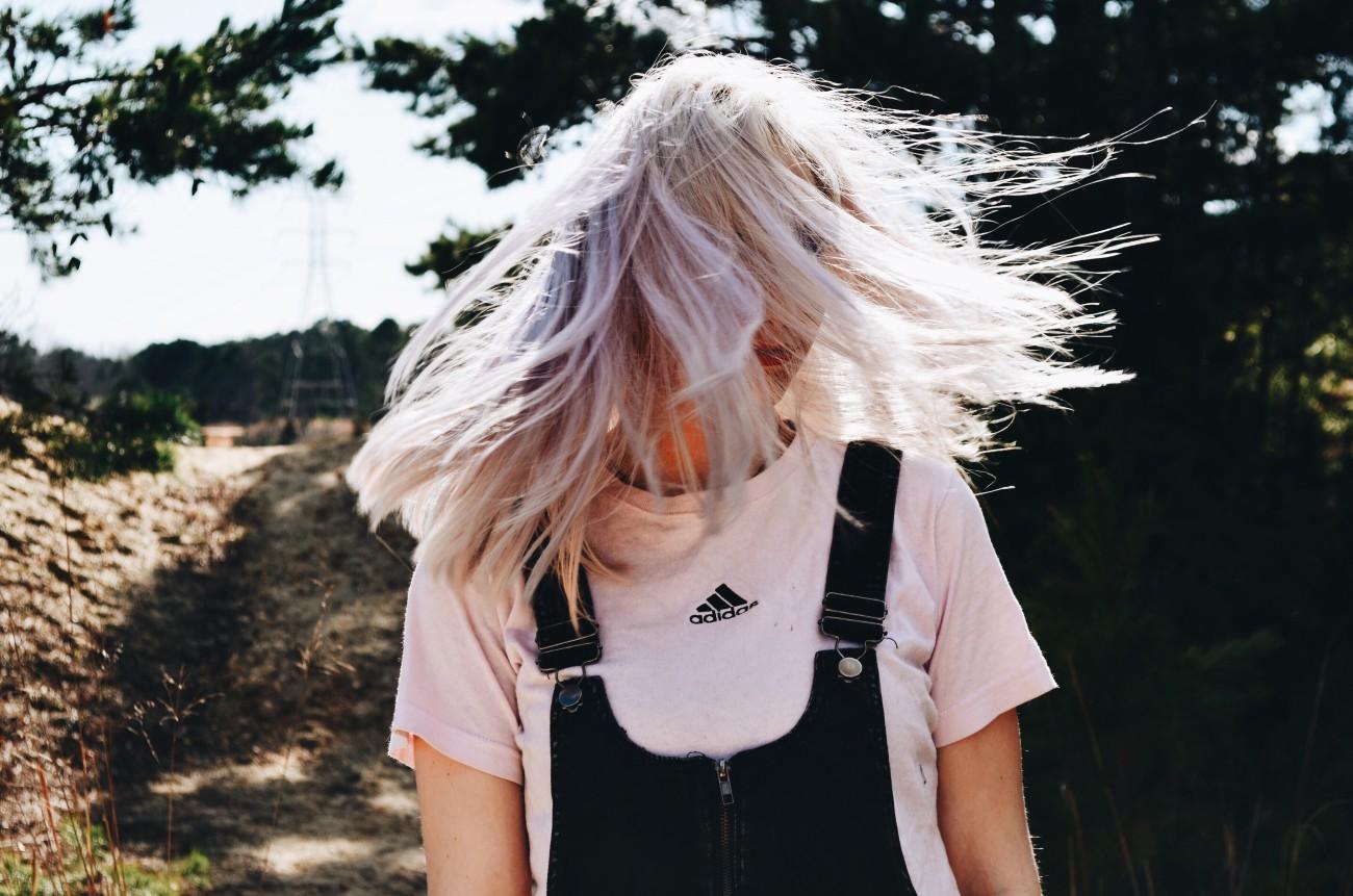 blondierte haare rauswachsen lassen