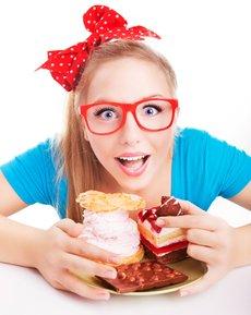 Cheat Day Süßigkeiten