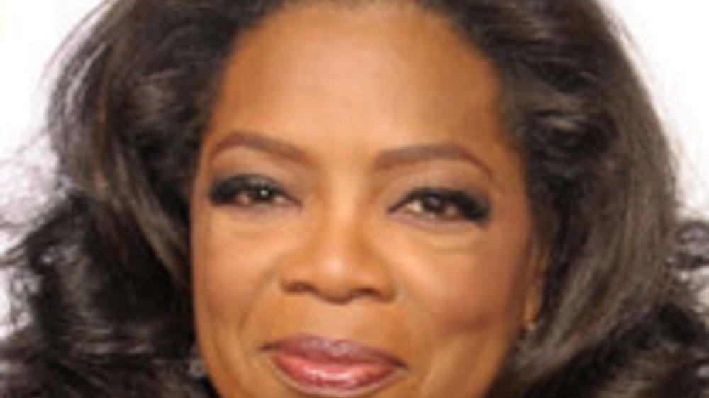 Oprah Winfrey zeigt sich großzügig