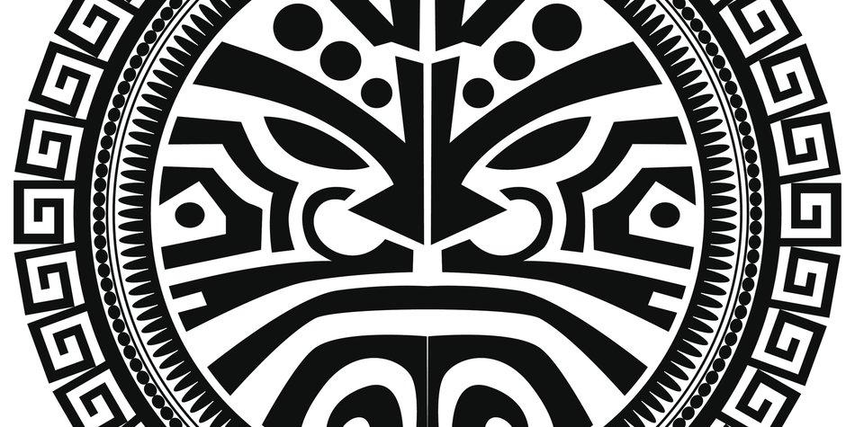 maori tattoos bedeutung vorlagen. Black Bedroom Furniture Sets. Home Design Ideas